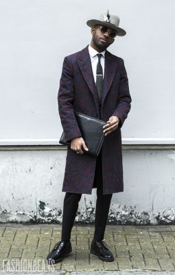 Martell Campbell, Photographed in London<br/> Click Photo To See More