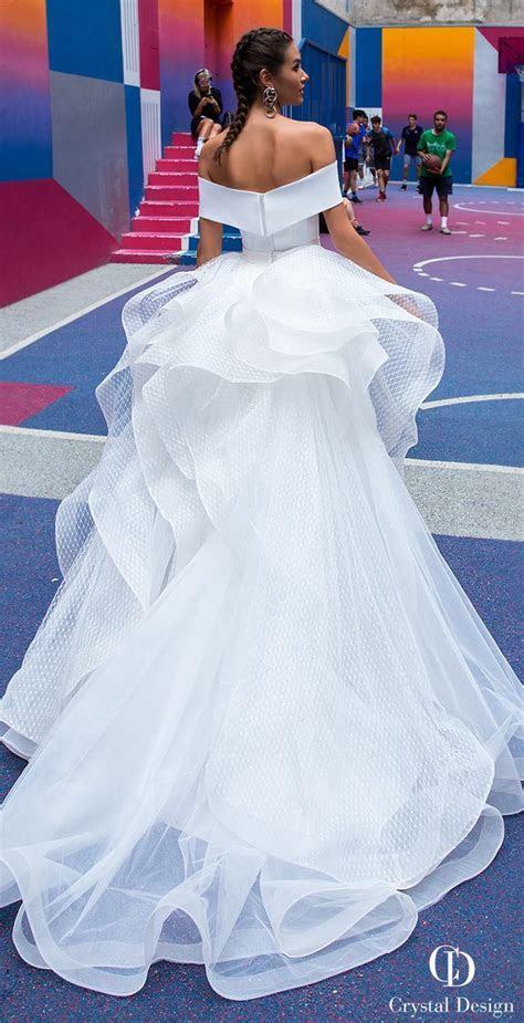Crystal Designs Wedding Dresses 2019   Belle The Magazine