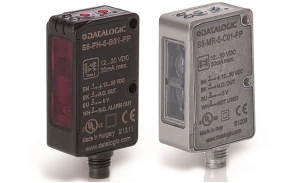 Datalogic amplia familia S8 con nuevos sensores de contraste y luminiscencia