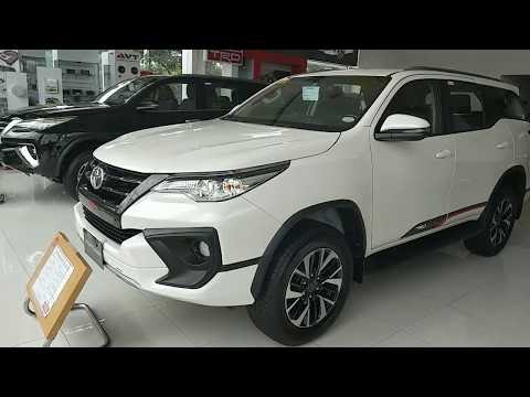 Video: Toyota FORTUNER 4x2 TRD Diesel | White PEARL (Philippines) | Video by Marvin Masongsong
