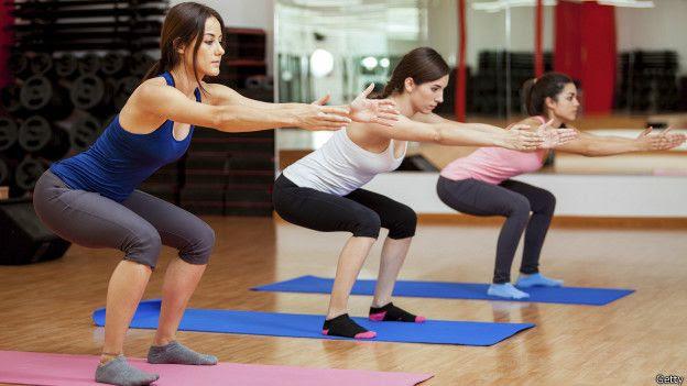 Los errores más frecuentes de las mujeres en el gimnasio