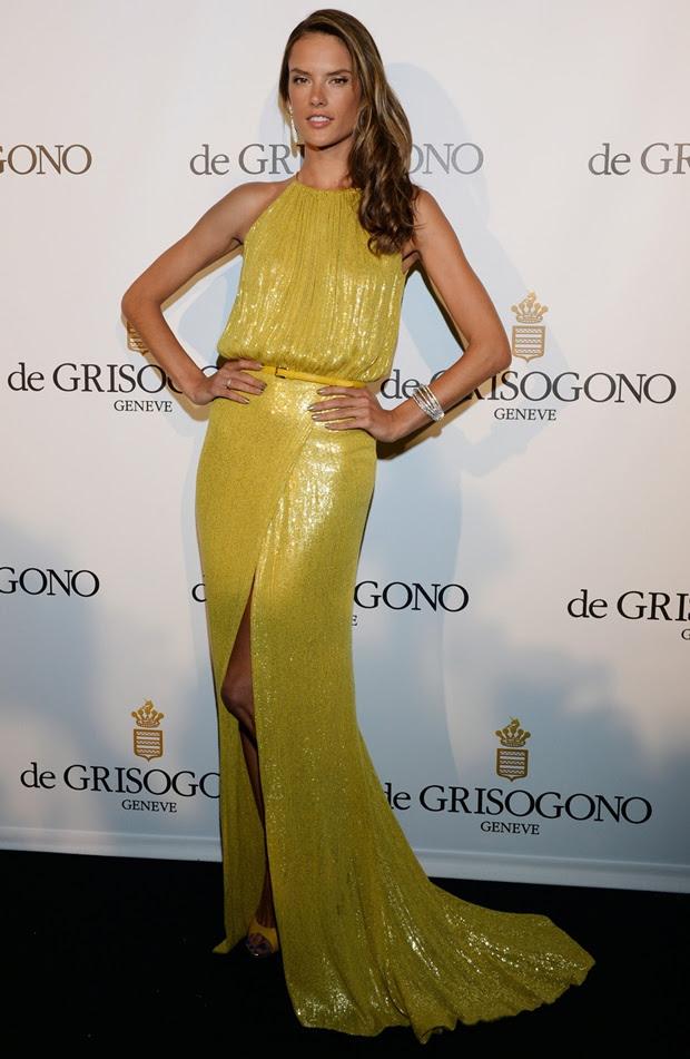 8 ALESSANDRA AMBROSIO - De Grisogono Jewellery