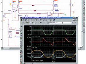 Sử dụng chương trình mô phỏng thiết kế PSPICE
