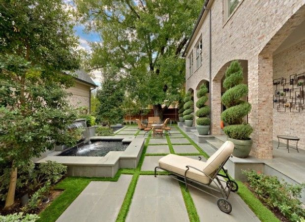 Great Ideas for Small Backyards Design