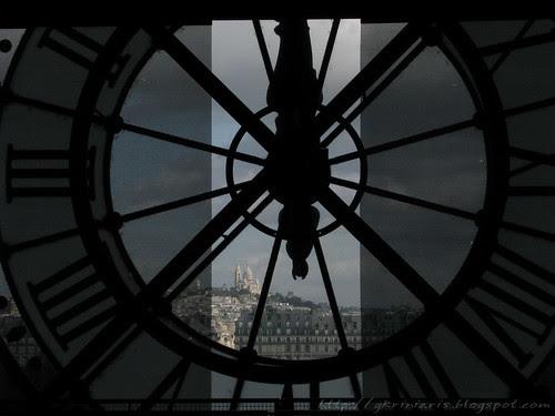 Sacre-Coeur through time