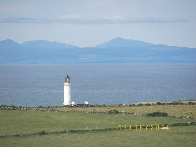 File:Corsewall Lighthouse from Cairnside Farm - geograph.org.uk - 293900.jpg