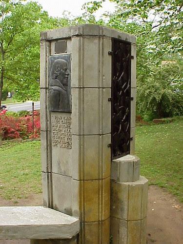 Shakespeare Monument, Tulsa