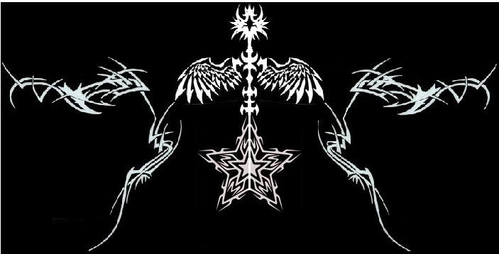 random tatoo of ather tattos - flower tattoo