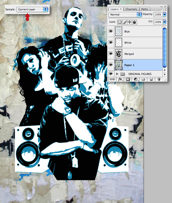 Create Photoshop Stencil Art – Psd Premium Tutorial ~ blaco-secret