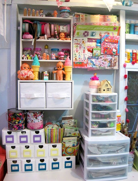 Great And Best Art Studio Storage Ideas Home Mo
