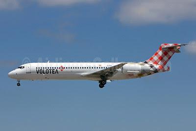 Volotea Boeing 717-2BL EI-EXI (msn 55174) LIS (Pedro Baptista). Image: 908710.