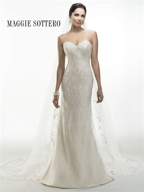 Maggie Sottero Wedding Dresses   Style Donna 4MB956