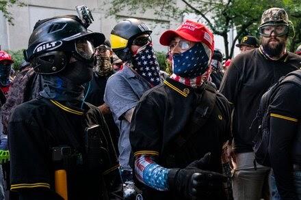Portland Prepares for Violent Showdowns, Proud Boys and Tear Gas