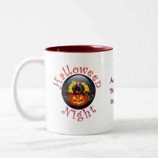 Halloween Night mug