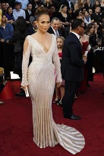 Evolution Of Style JENNIFER LOPEZ at Oscar Awards 2016