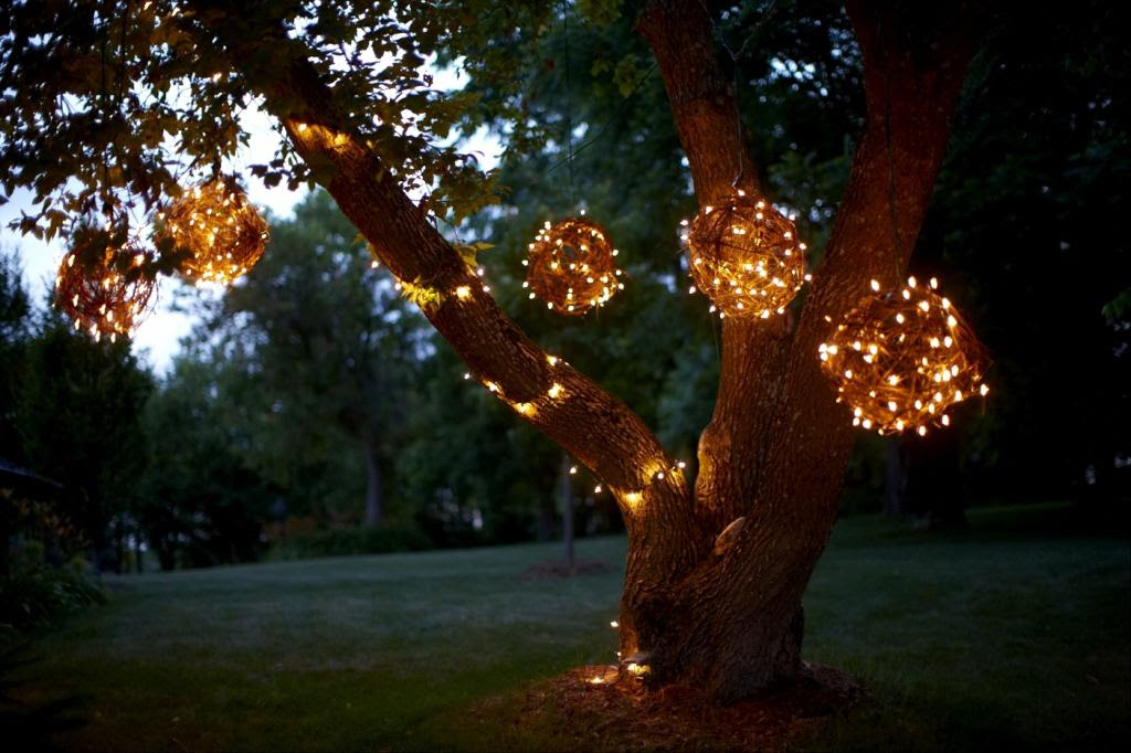 DIY: Creating Character with Outdoor Lighting – soulful abode