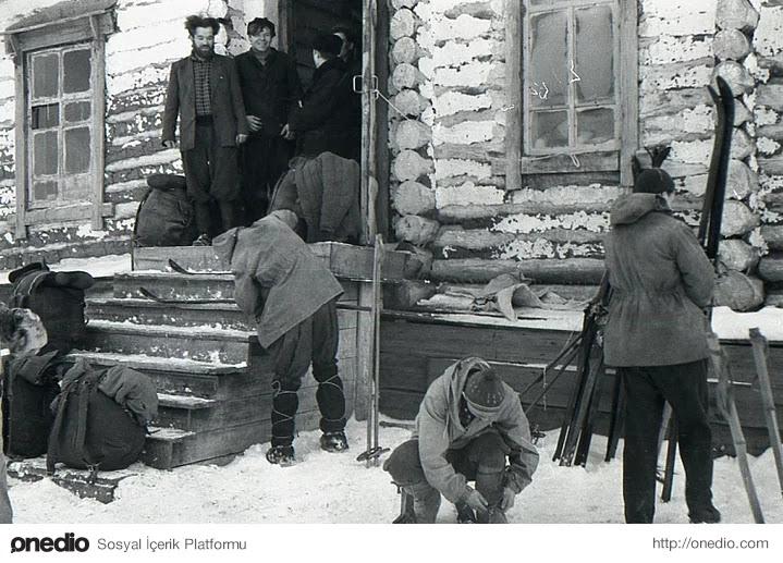 9-) Dyatlov'un Kamerasından 41. Bölge, 1959