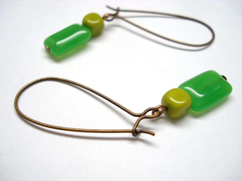 SALE Spooning F Earrings