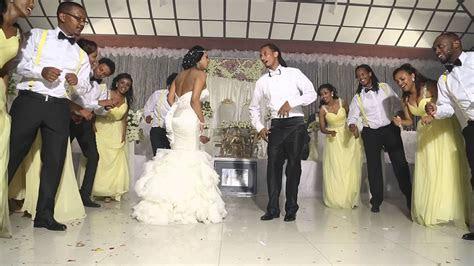 Best Ethiopian wedding dance, Seble Asrat and Tamene   YouTube