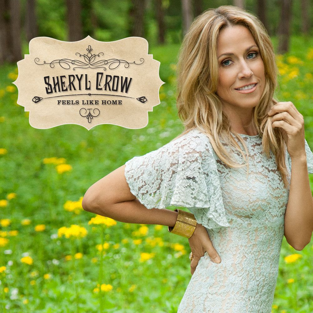 Sheryl Crow : Feels Like Home (Album Cover) photo vNhQm.jpg