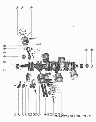 1978 Mercury Outboard 115 [ELPT] [ 1115628] - Parts Lookup ...