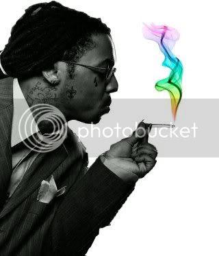 Lil Wayne Colorful Smoke Photo by CesaritoCruz | Photobucket