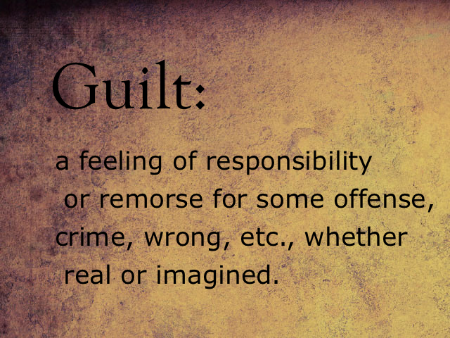 Quotes About Blame And Guilt 48 Quotes