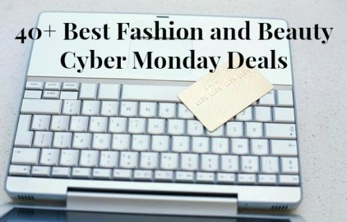 Best Fashion and Beauty Cyber Monday Deals 2014
