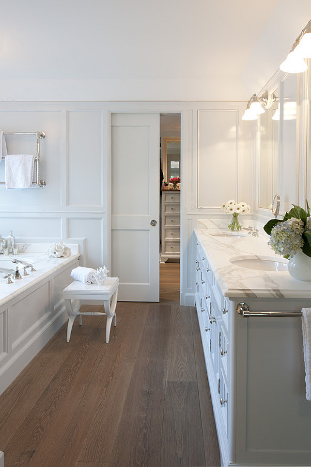 White Marble Bathroom Pictures, Photos, and Images for ...