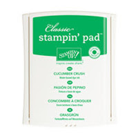 Cucumber Crush Classic Stampin' Pad  by Stampin' Up!