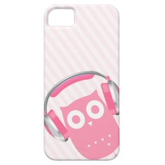 Owl be listening to music! iPhone 5 cover
