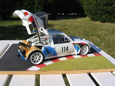 Peugeot 205 Turbo 16 miniature rallye T16 Solido 1/18   Voiture miniature.com