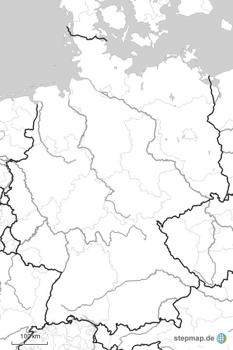 Stumme Karte Deutschland Flüsse.25 Bilder Blankokarte Deutschland