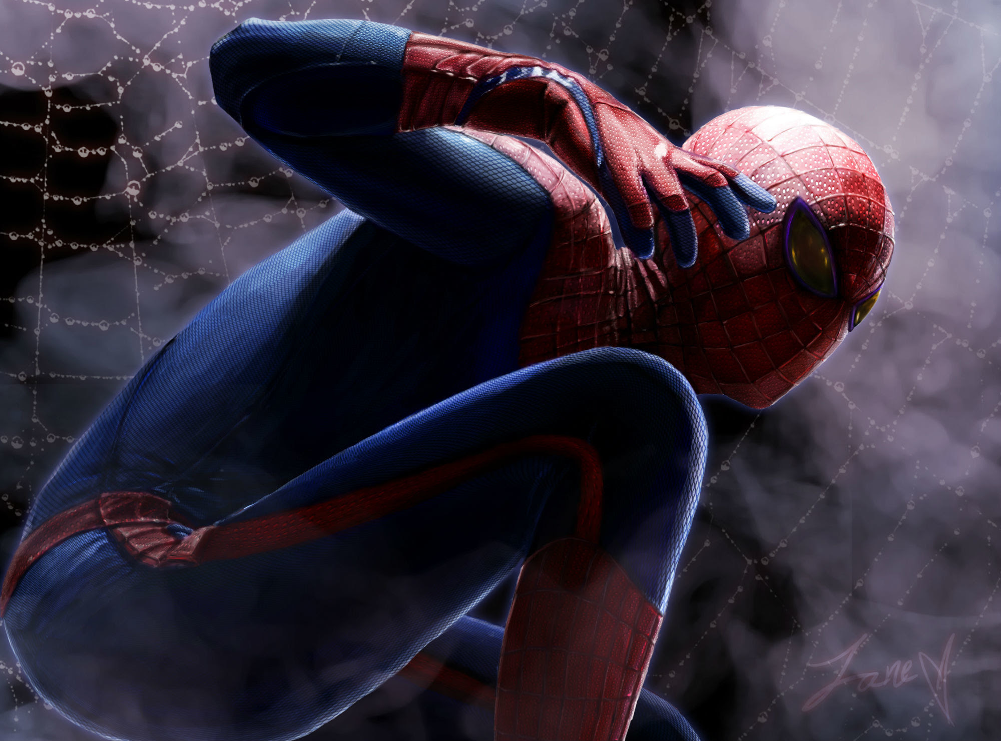 Spider Man Ps4 Hd Wallpaper