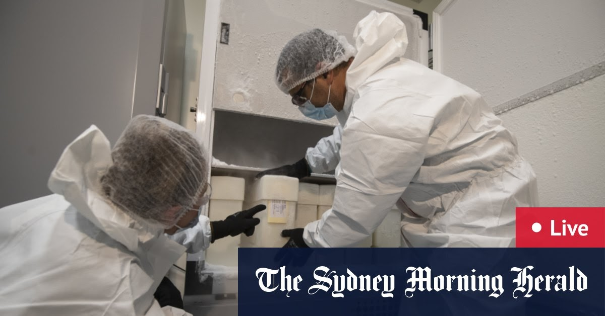 Brisbane Covid 19 Restrictions : Coronavirus Covid 19 ...