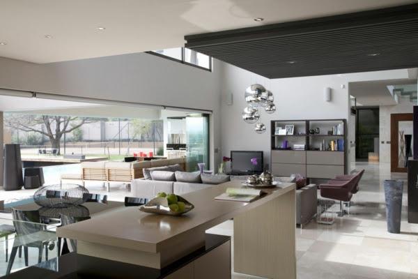 Design De Maison Minimaliste: Interieur Maison Contemporaine ...