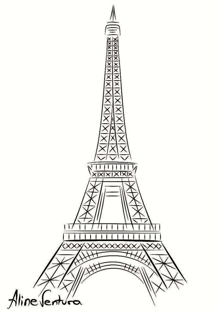 Free Torre Eiffel Vector Download Free Clip Art Free Clip Art On