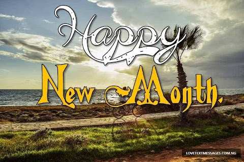 Happy New Month Love Sms Messages