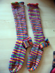 Big Gay Socks are done