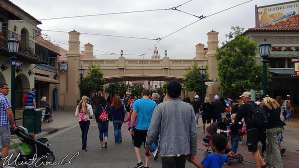 Disney California Adventure, Buena Vista Stret