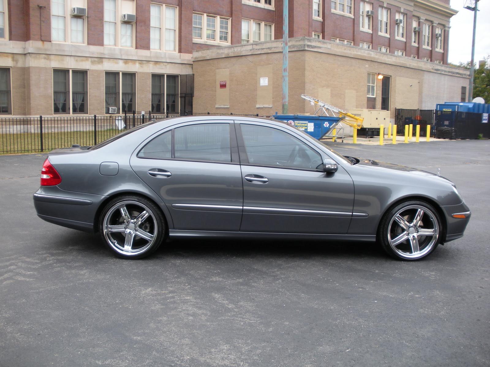 2005 Mercedes-Benz E-Class - Exterior Pictures - CarGurus
