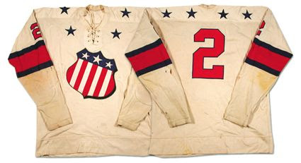 Rochester Americans 67-68 jersey, Rochester Americans 67-68 jersey