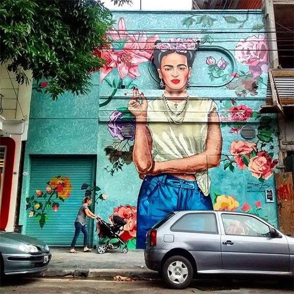 Amazing Huge Street Art on Building Walls (21)