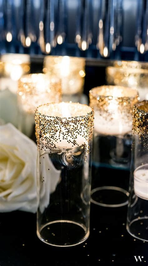 Best 20  Glitter Candle Holders ideas on Pinterest