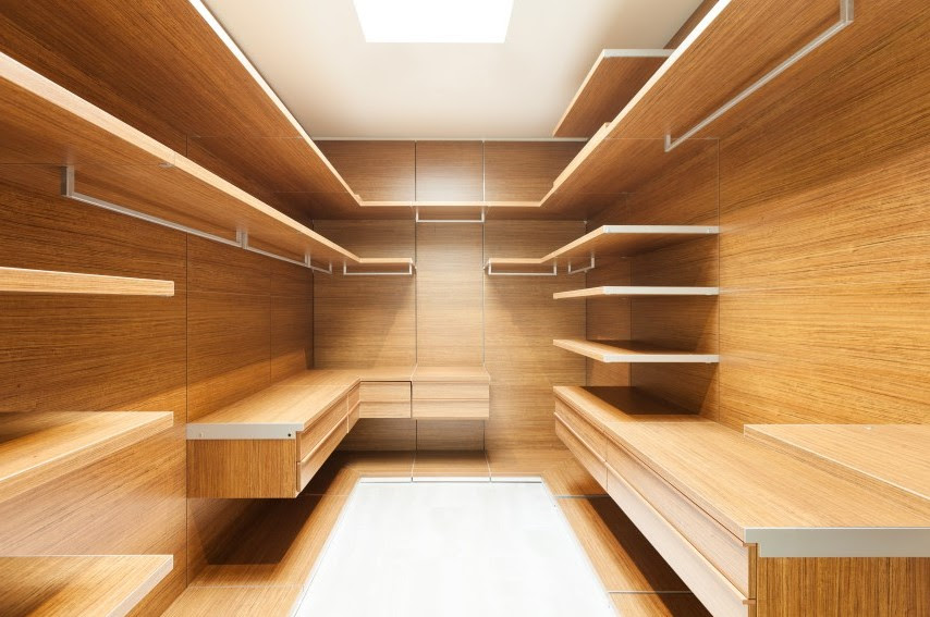 cabine armadio su misura trento