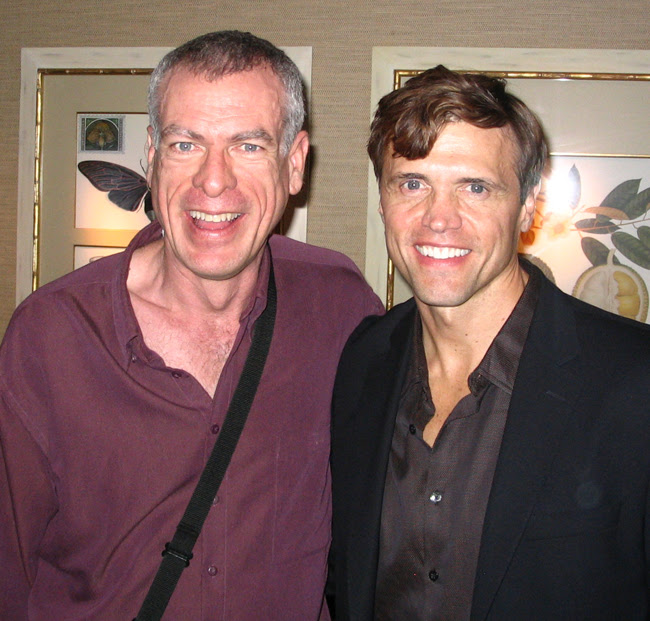 Steve Schalchlin with Brent Barrett