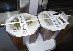 近江八幡的鐵路便當