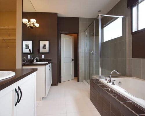 How to Choose the Compatible Bathroom Color Schemes - Home ...