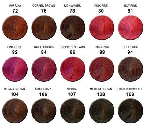 creative image adore semi permanent hair color organic hair color permanent hair color hair