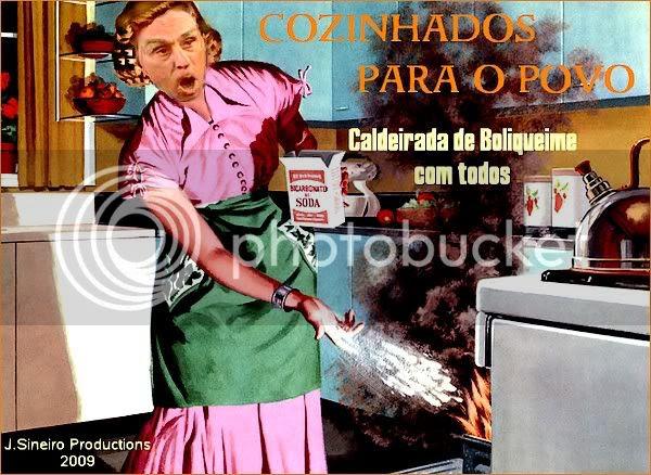 COZINHADOS - Caldeirada de Boliqueime